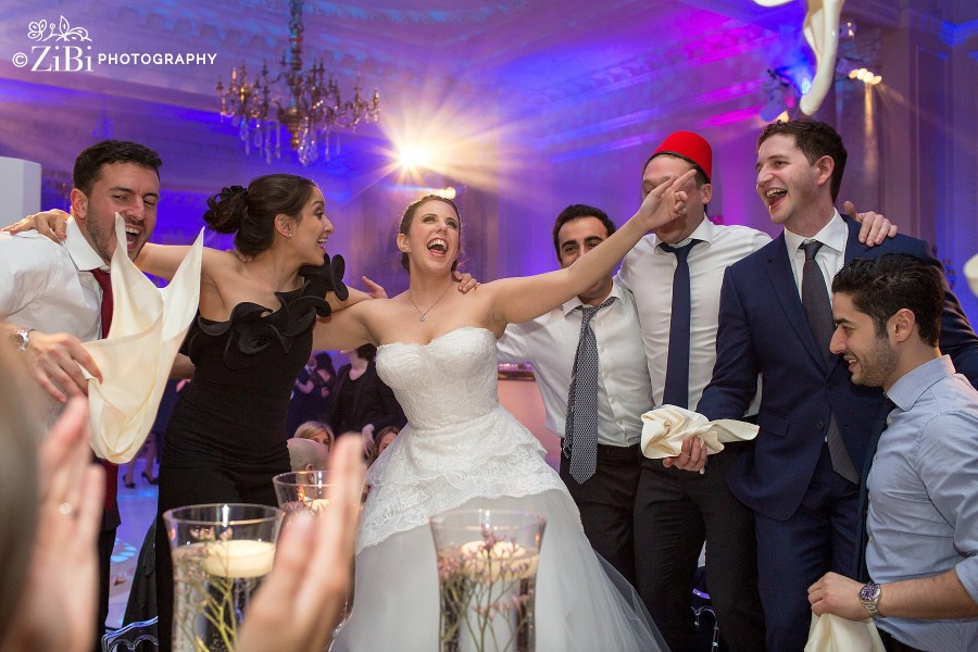 The Landmark Hotel Wedding_1015