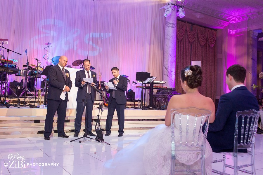 The Landmark Hotel Wedding_1017