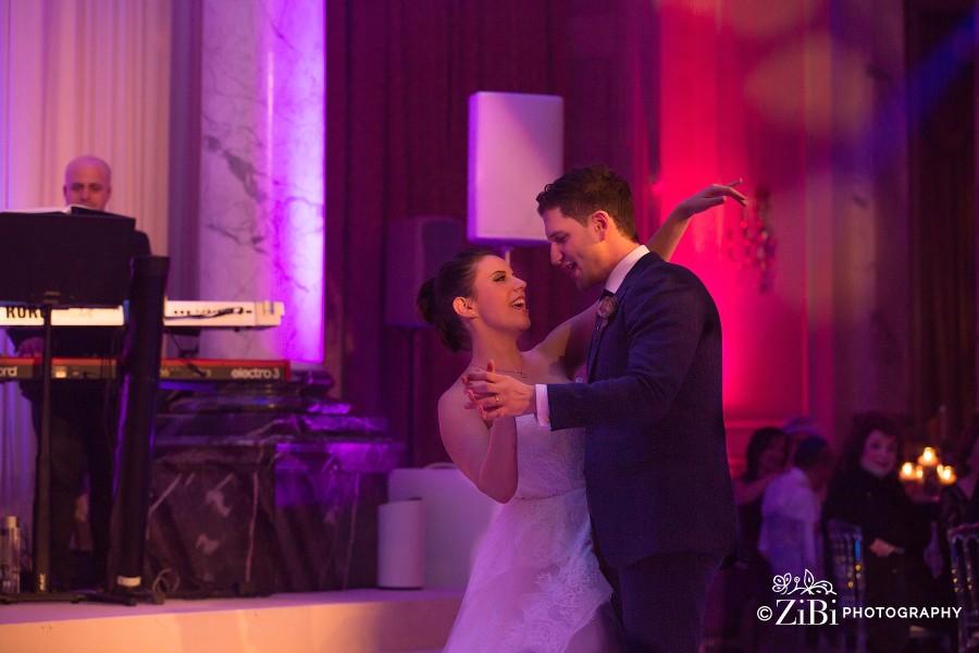 The Landmark Hotel Wedding_1022