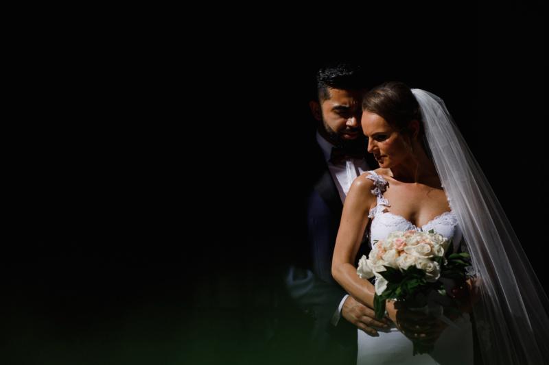 Manzos Banquets Wedding Photography